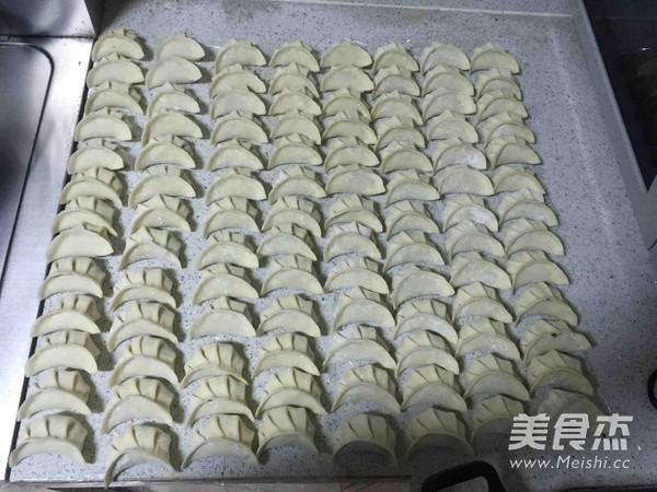 四鲜水饺成品图