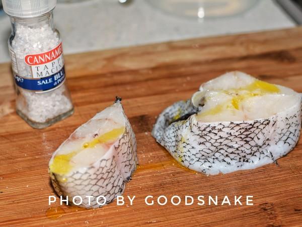 香煎鳕鱼的做法图解