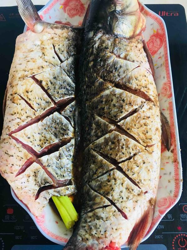 什锦烤鱼的做法大全