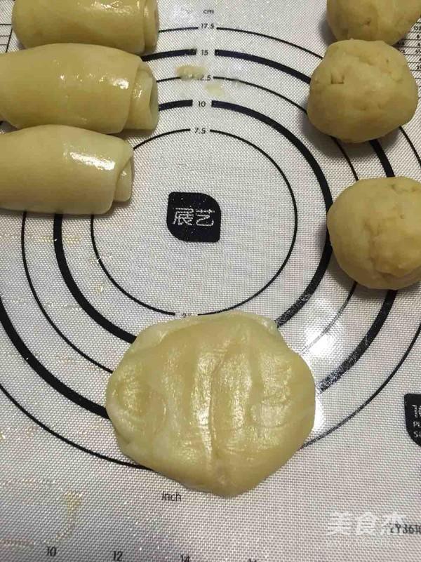 香酥掉渣绿豆饼(10个饼用量)怎么炒