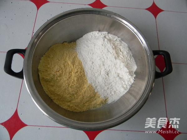 香甜玉米饼的做法大全