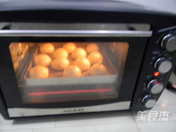 紫薯小酥包的制作