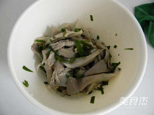 香酥平菇怎么做