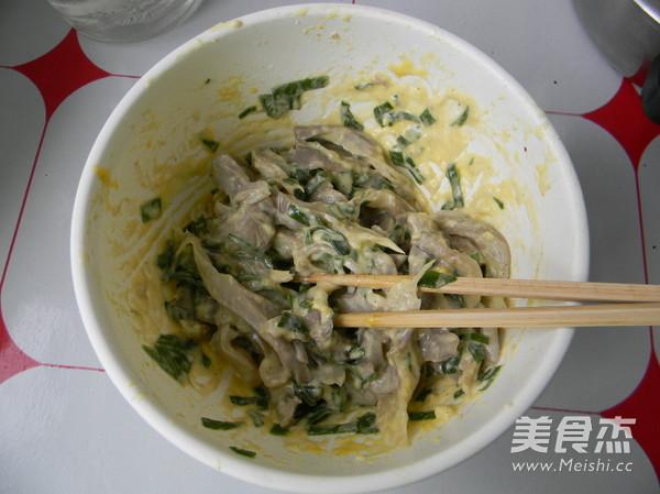 香酥平菇怎么煮