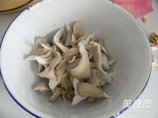 香酥平菇的做法大全
