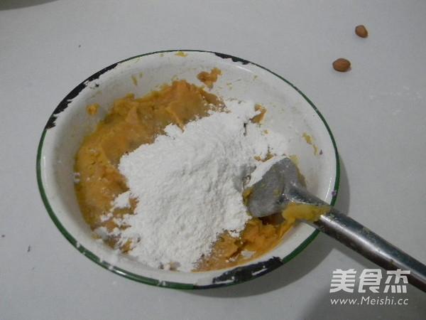 油炸南瓜饼的做法图解