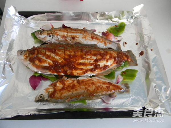 香辣孜然烤鱼怎么做