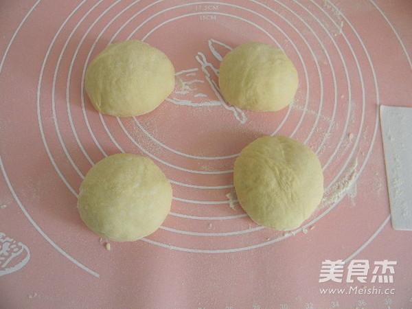 肉松太阳花面包的简单做法