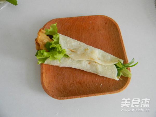 老北京鸡肉卷的做法大全