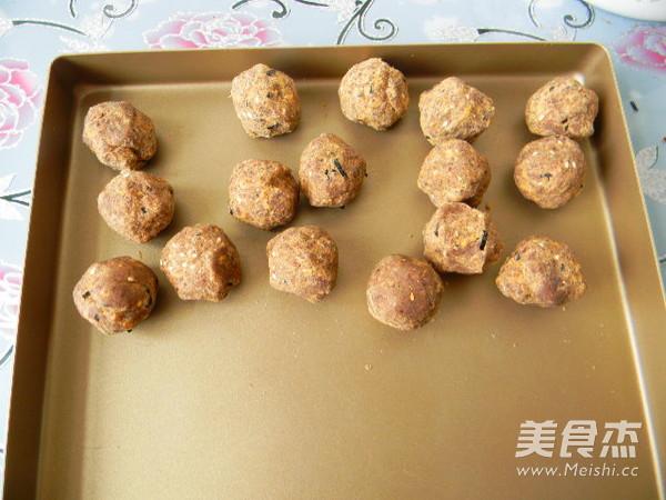 广式豆沙肉松馅月饼怎么做