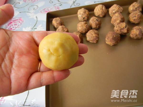 广式豆沙肉松馅月饼怎样煮