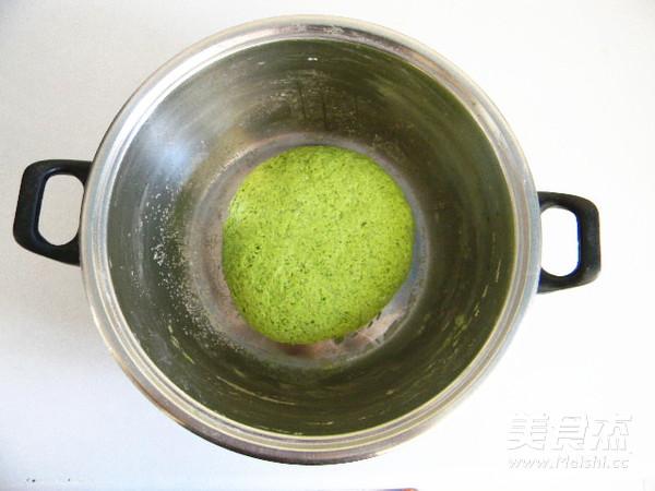 花样面食双色白菜卷的家常做法
