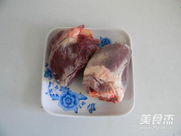 羊心杂蔬火锅的做法大全