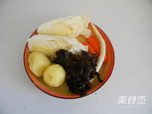 羊心杂蔬火锅怎么吃