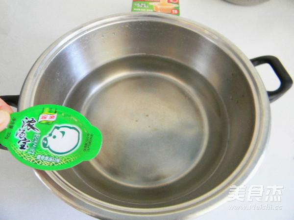 羊心杂蔬火锅怎么煮