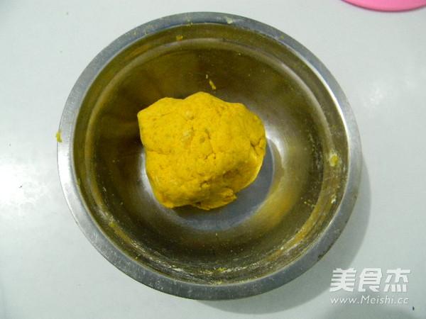 芝麻南瓜饼的简单做法