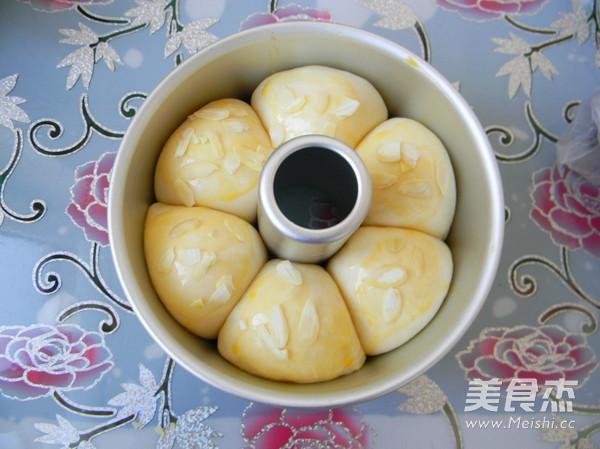 淡奶油花环面包怎么煮