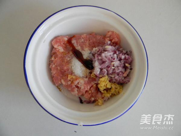 胡萝卜溜肉丸的做法图解