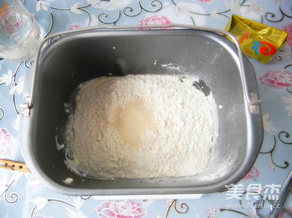 汤种酸奶小餐包的简单做法