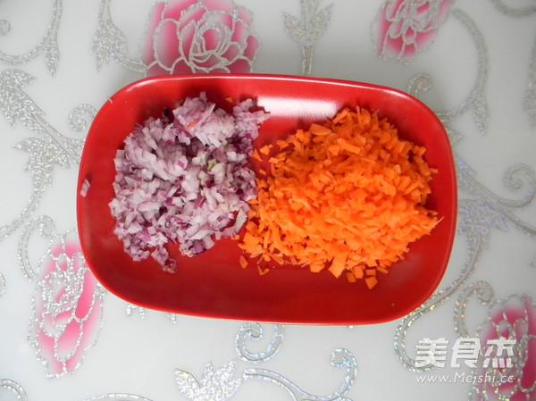 蛋煎米饭的做法图解
