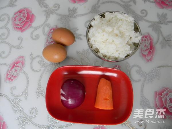 蛋煎米饭的做法大全