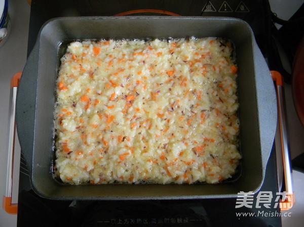 蛋煎米饭怎么吃