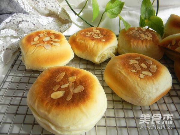 杏仁豆沙面包饼怎样煮