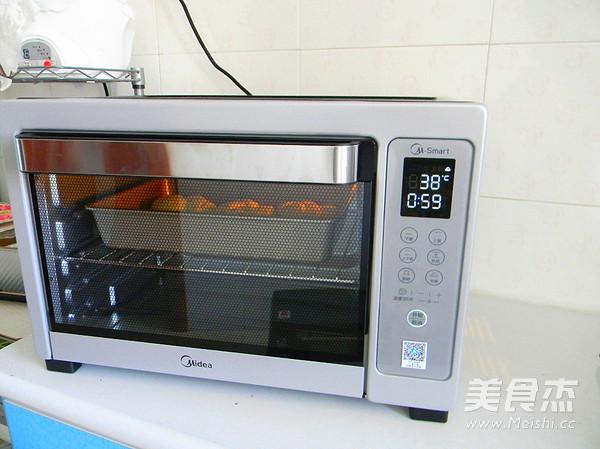 香橙老面包怎样煮