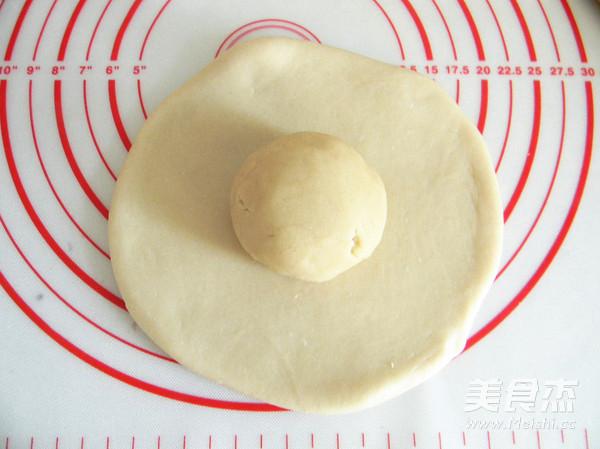 黑芝麻糖椰蓉酥饼怎么吃