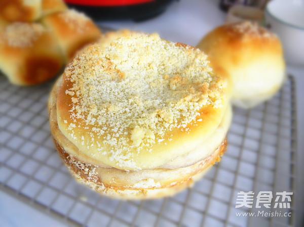 酥粒果酱夹层面包怎样炒