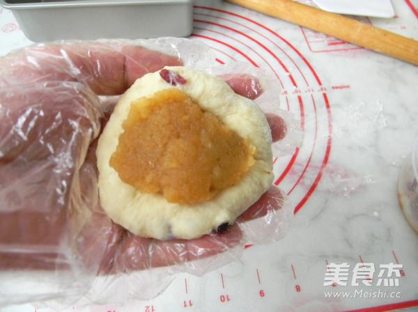 干果果酱面包怎么煮