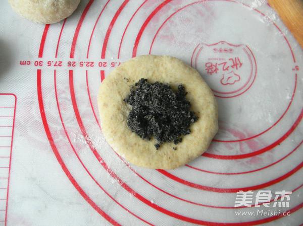黑芝麻椰蓉全麦包怎么煮