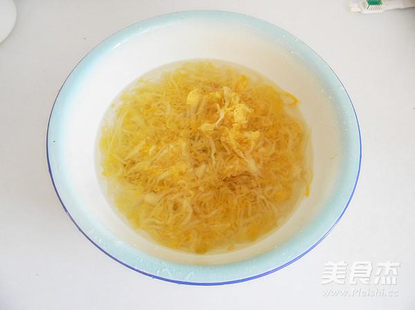 酸菜粉条丸子汤的做法图解