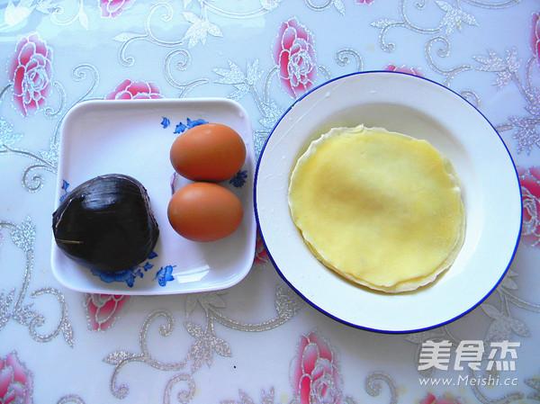 鸡蛋可丽饼的简单做法