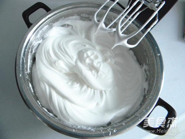 奶油蛋糕的简单做法