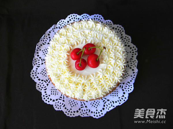 奶油蛋糕怎样炖
