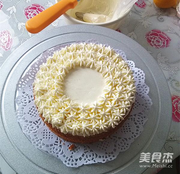奶油蛋糕怎样煮
