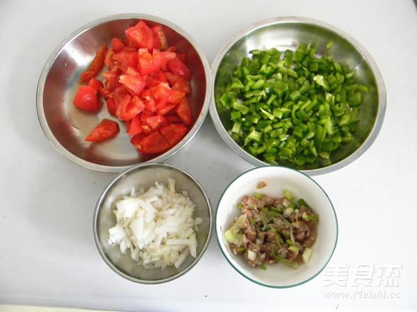 肉末茄汁意面的做法大全