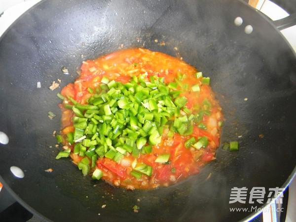 肉末茄汁意面怎么做