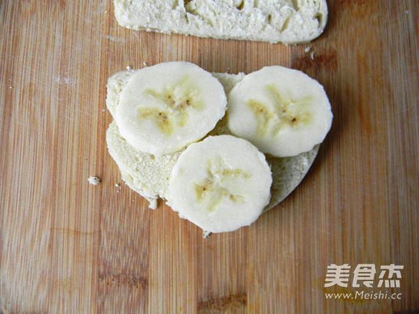 香蕉馒头夹的家常做法