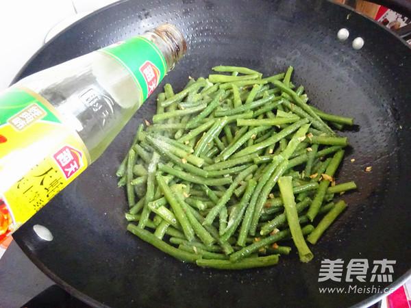 蒜香豇豆怎么做