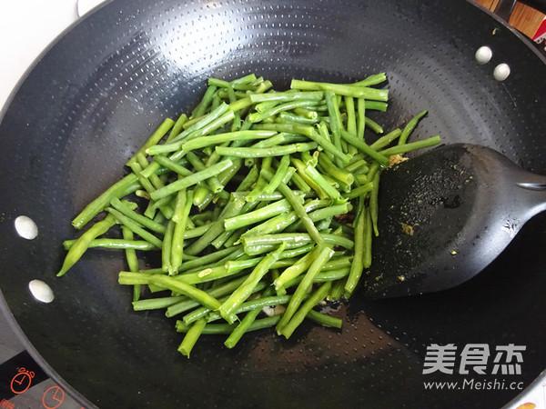 蒜香豇豆怎么吃