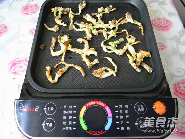香烤平菇怎么煸