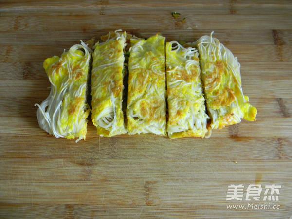 鸡蛋挂面煎饼怎样炒