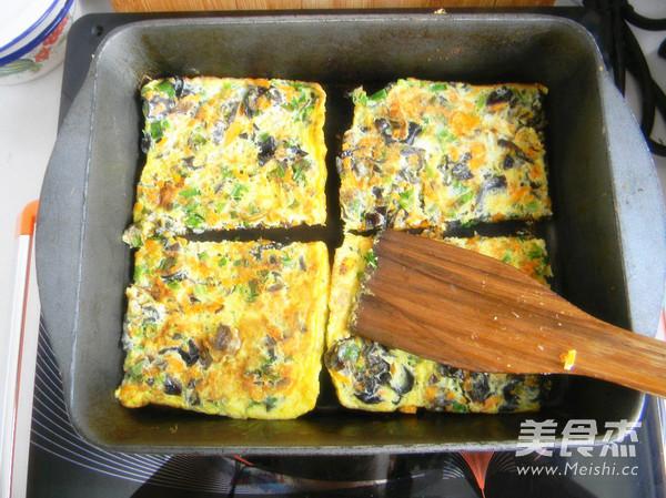 蔬菜鸡蛋三明治怎么做
