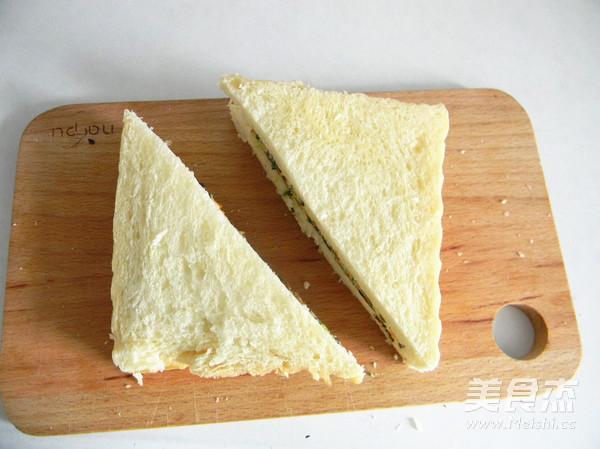 蔬菜鸡蛋三明治怎么炖