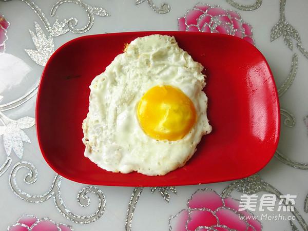 辣白菜蛋炒饭的简单做法