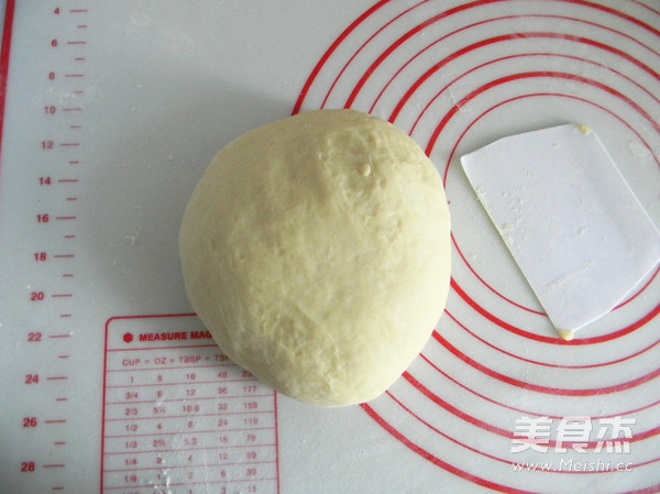 奶油夹心面包的做法图解