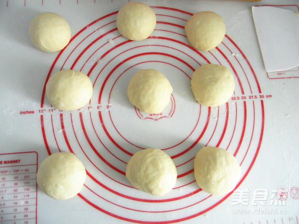 奶油夹心面包的家常做法