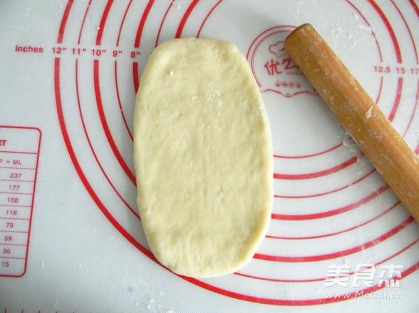 奶油夹心面包的简单做法